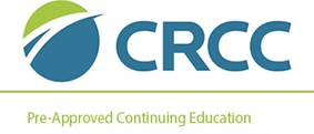 Pre-Approved Continuing Education: CRCC